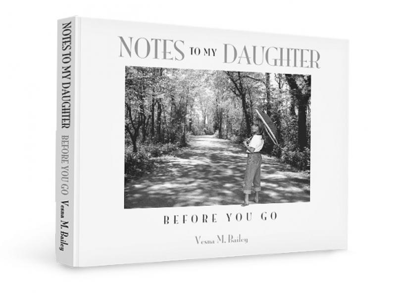 Notes to my Daughter Book - Bloom'n Things (4553026043985)