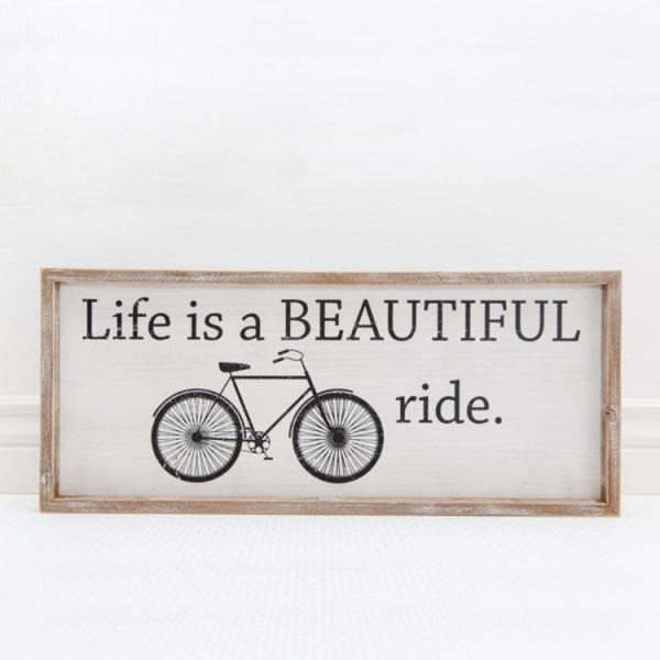Life is a Beautiful Ride - Bloom'n Things