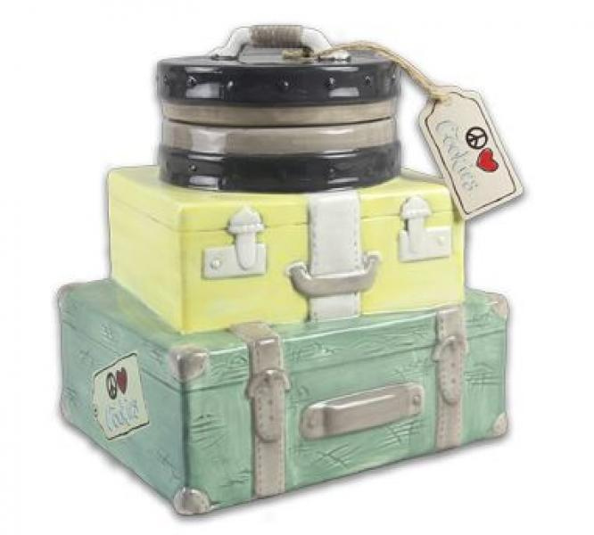 Travel Cookie Jar - Bloom'n Things, LLC