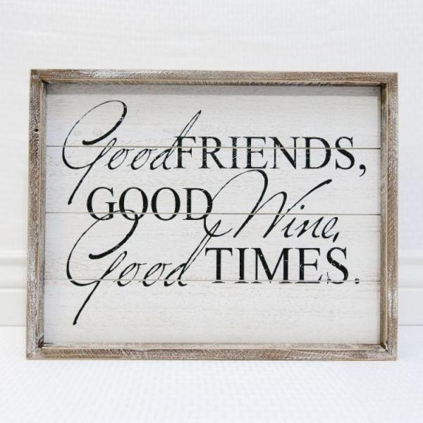 Good Friends....Good Times - Bloom'n Things