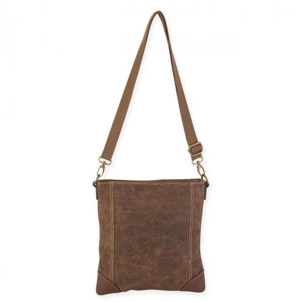 Brinn Crossbody - Brown - Bloom'n Things (1357266092113)