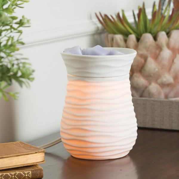 Harmony Illumination Wax Warmer - Bloom'n Things
