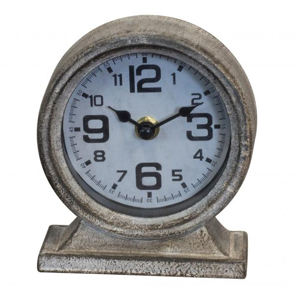 Industrial Inspired Clock - Bloom'n Things, LLC