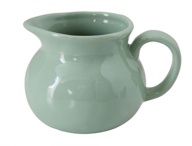 Round Mint Pitcher - Bloom'n Things (1364214579281)