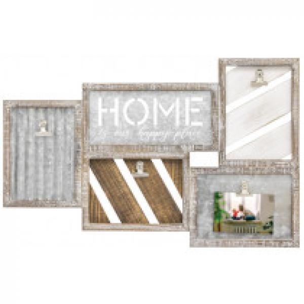 Home Clip Collage Photo Hanger - Bloom'n Things, LLC