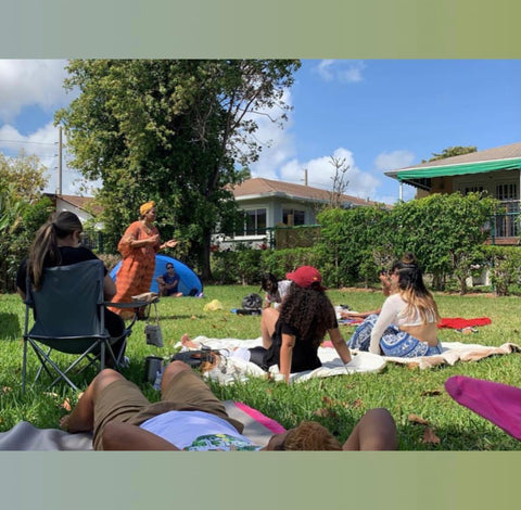 A Chakra Healing Workshop led by The Crystal Bruja