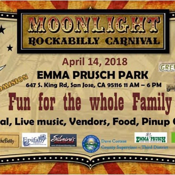 MOONLIGHT ROCKABILLY CARNIVAL!