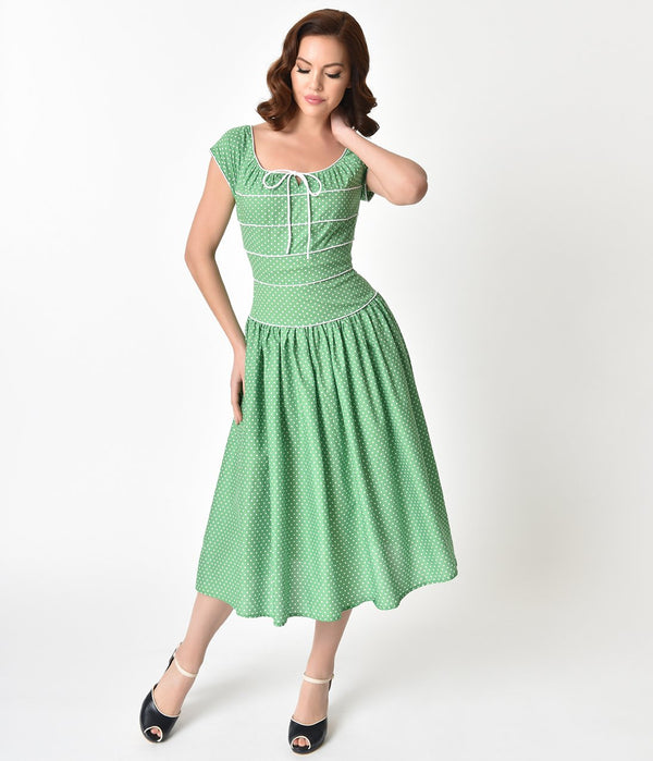 THE PERFECT 1940s DRESS!