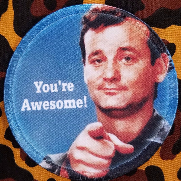 You're Awesome! Patch