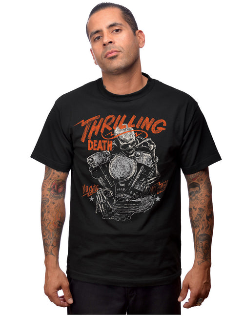 Thrilling Death Men's Tee