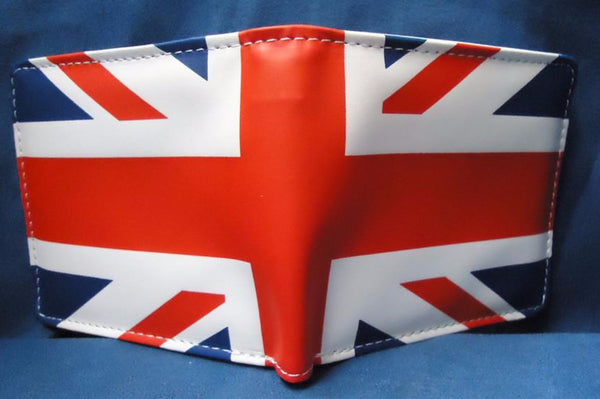 UK Flag Small Wallet