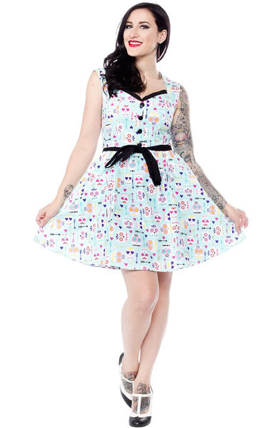 Day of the Dead Deception Dress