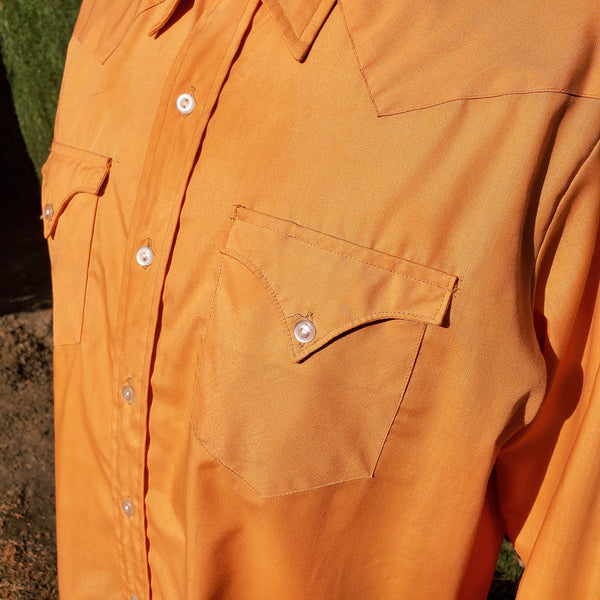 Bronco Westerns Long Sleeve Cowboy Shirt