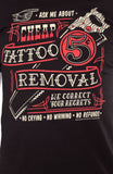 Tattoo Removal Tee