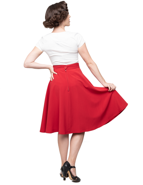 Be Still My Heart Thrills Skirt