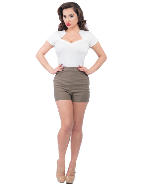 Bombshell High Waist Shorts *SALE*