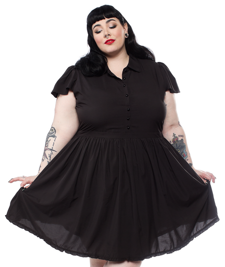 Everyday Is Halloween Skater Dress