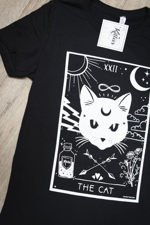 The Cat Tarot Tee