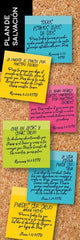 Marcador Plan de Salvacion (Sticky Notes)