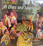 CD: A Dios sea Gloria Vol 2
