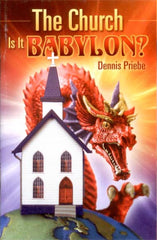 PB The Church is it Babylon?