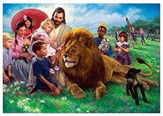 Poster The Lion & the Lamb