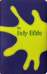 Bible for Children Blue