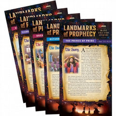 Landmarks of Prophecy Lessons