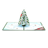 Tarjeta Pop Up Christmas Tree