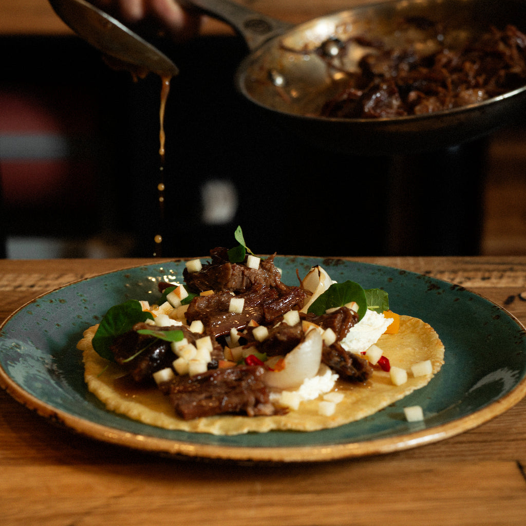 Rge Rd Recipe: Braised Bison Pannekoek