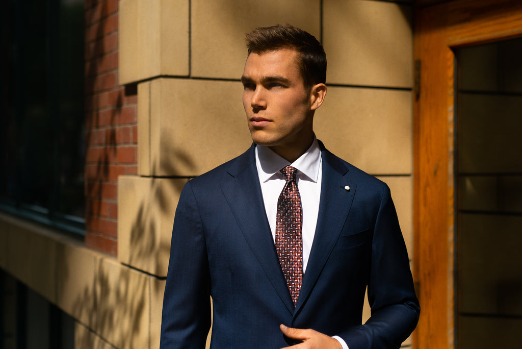 Men's Style Glossary - Suit Terms Defined