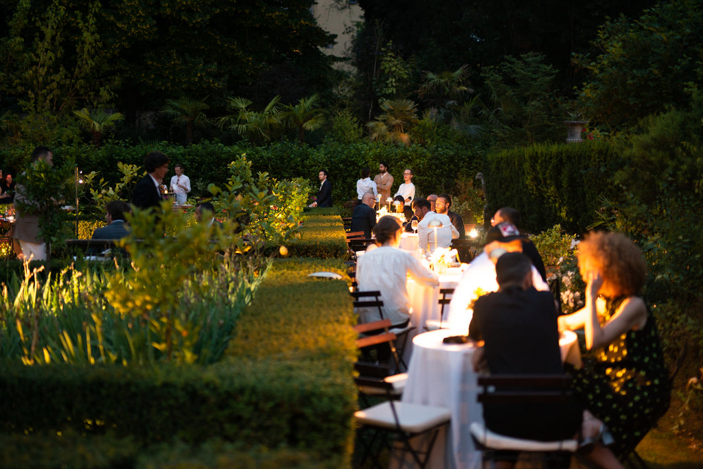 The Brunello Cucinelli Dinner Experience