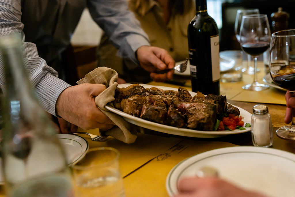 Osteria del Cinghiale Bianco: Our top spot to eat in Florence