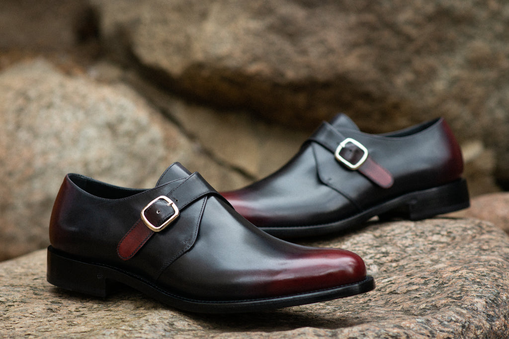 The Helm Exclusive - O'Keeffe Shoes