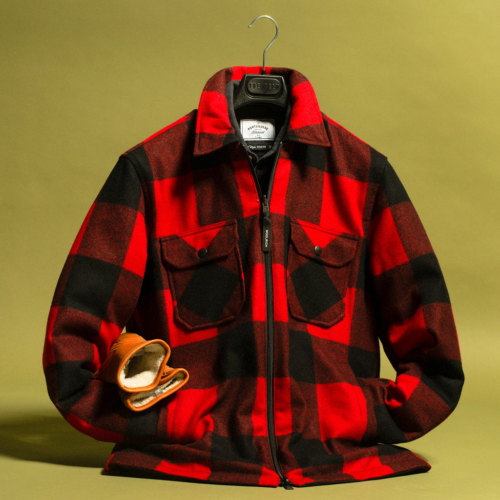 3 Brands, 3 Easy Looks: Woolrich, Hestra, and Portuguese Flannel