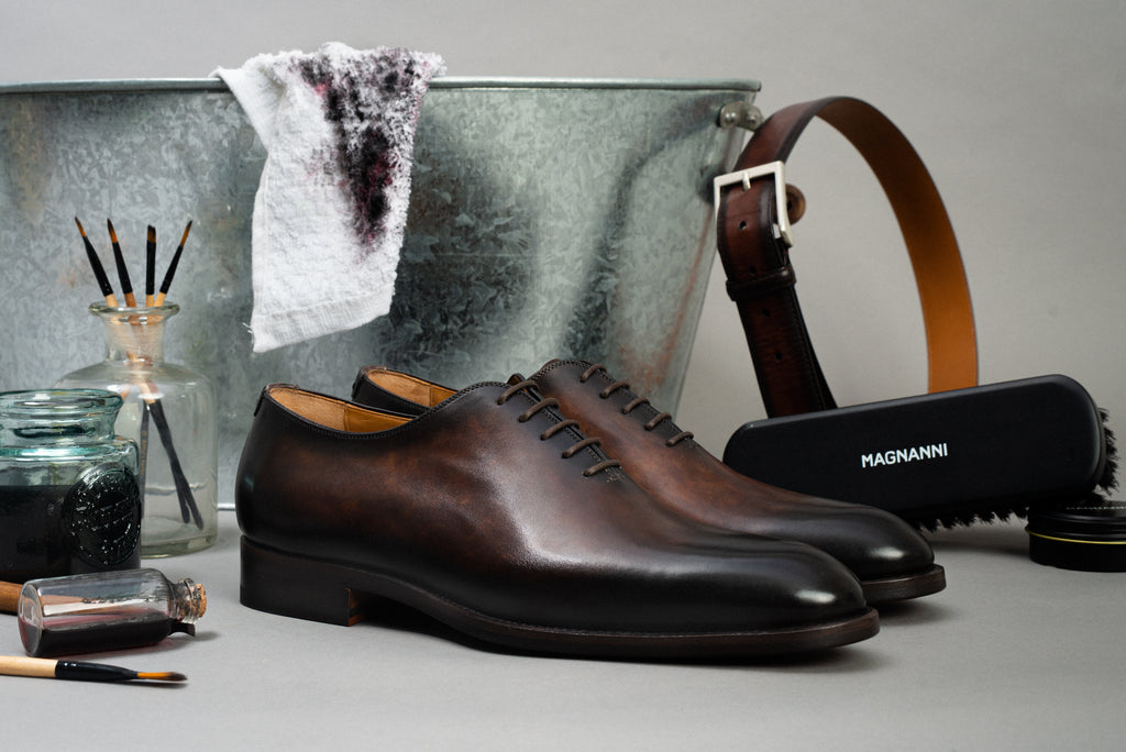 Introducing The Helm's SS20 Magnanni Footwear Collection
