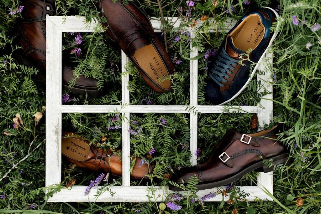 The Helm's FW20 Magnanni Footwear Collection