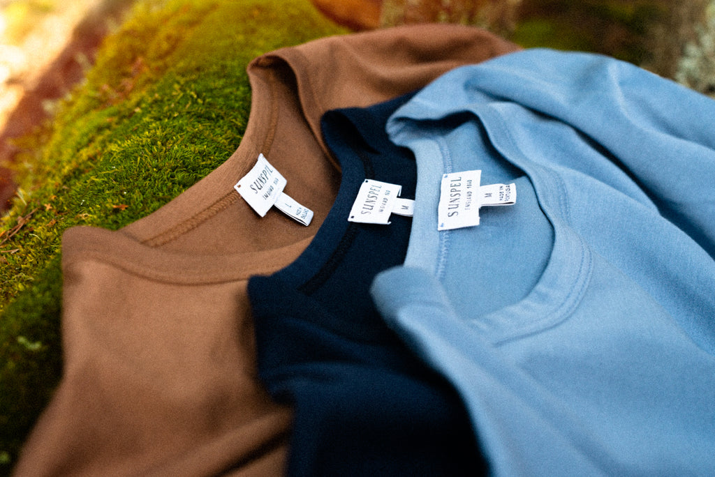 The best basics - Sunspel's role in producing the first luxury t-shirt
