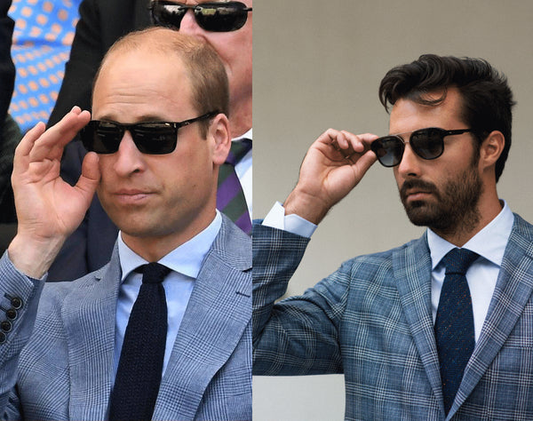 Wimbledon royal fashion - the Helm Edmonton menswear