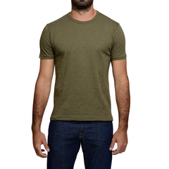 Alex Mill olive shirt