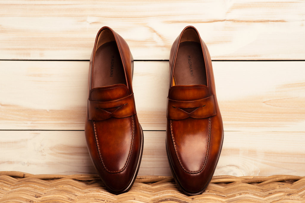 Magnanni rolly loafer