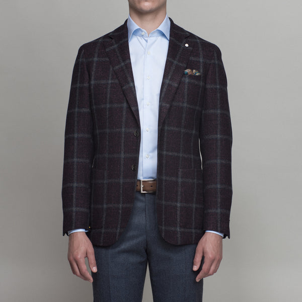 Dress shirt with jacket