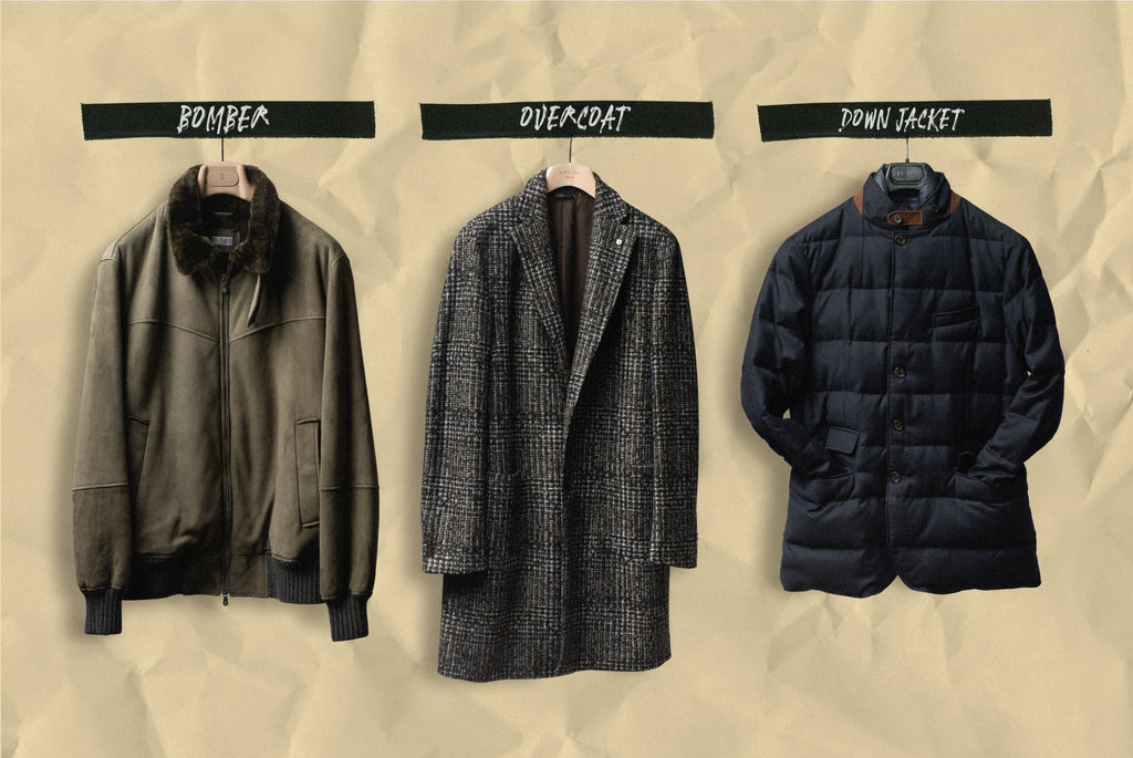 Men's Outerwear Style Glossary