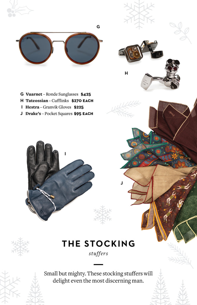 27f45666173e The Helm s 2018 Gift Guide – The Helm Clothing
