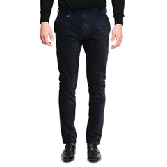 Hugo navy corduroy trousers