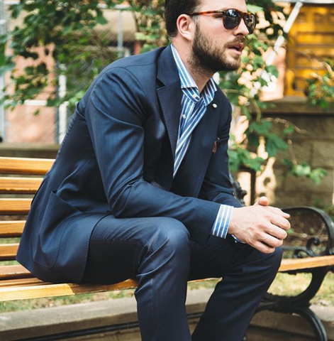 How To Build A Professional Wardrobe For Men The Helm Clothing
