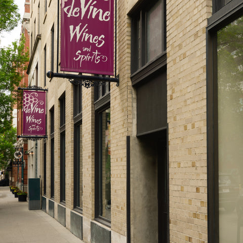 deVine Wines and Spirits, 104 Street Edmonton