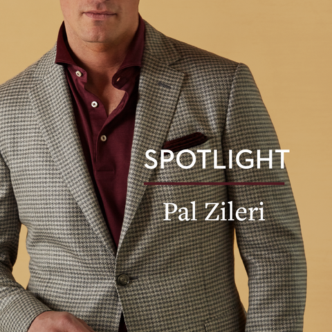 The Helm Clothing spotlight Pal Zileri