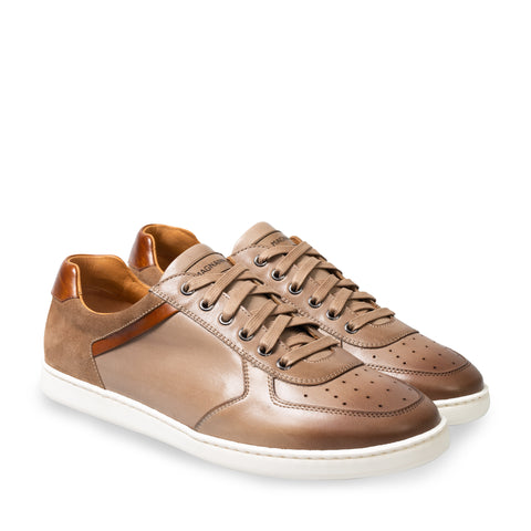 Taupe Lo Sneaker