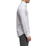 White Slimline Dress Shirt